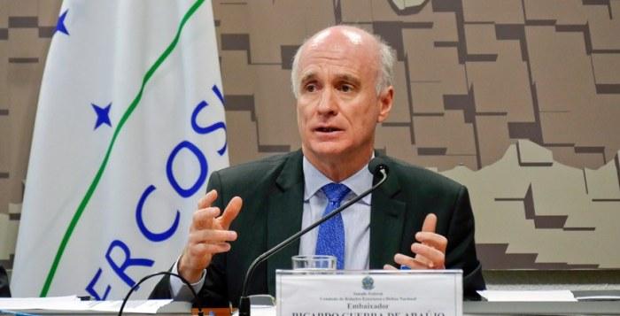 Ricardo Guerra de Araujo, Agriculture, Nigeria