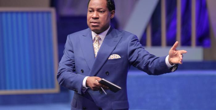 Pastor Chris Oyakhilome presidential