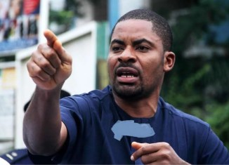Deji Adeyanju Human Rights Writers Association