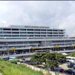 Murtala Muhammed Airport, Ibikunle Daramola, Chike Oti international flight