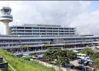 Murtala Muhammed Airport, Ibikunle Daramola, Chike Oti