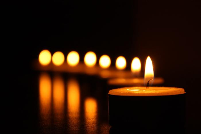 candles remember