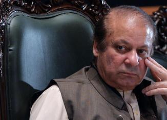 Nawaz Sharif, Imran Khan