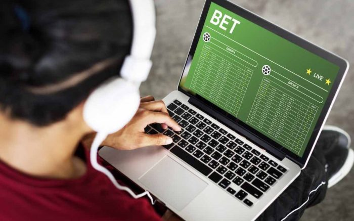 betting gambling online casino