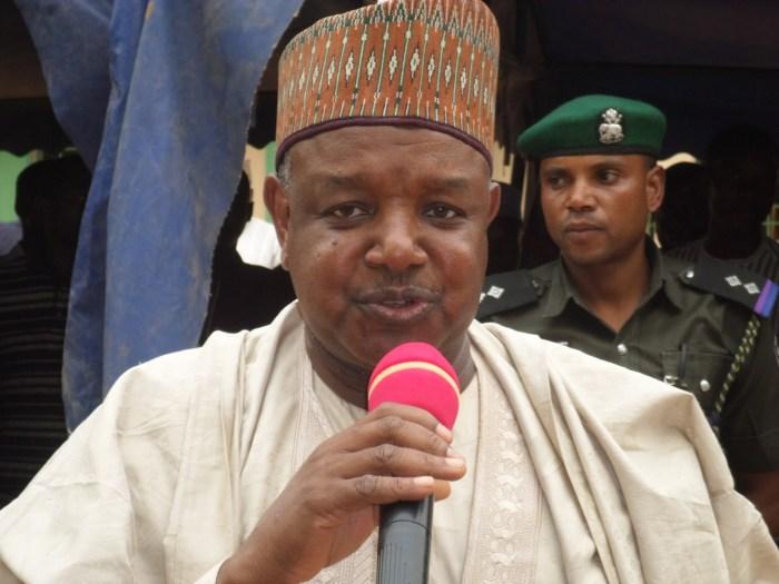 Governor Abubakar Atiku Bagudu of Kebbi State