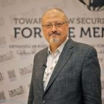 Saudi journalist and dissident Jamal Khashoggi