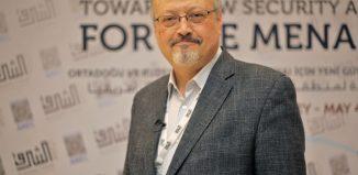 Saudi journalist and dissident Jamal Khashoggi