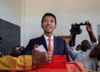 Andry Rajoelina, Jean Eric Rakotoarisoa, Marc Ravalomanana