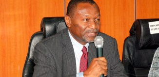 Senator Udoma Udo Udoma Minister of Budget and National Planning
