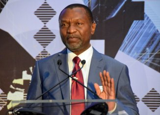 Finance Federal Senator Udoma Udo Udoma Minister of Budget and National Planning