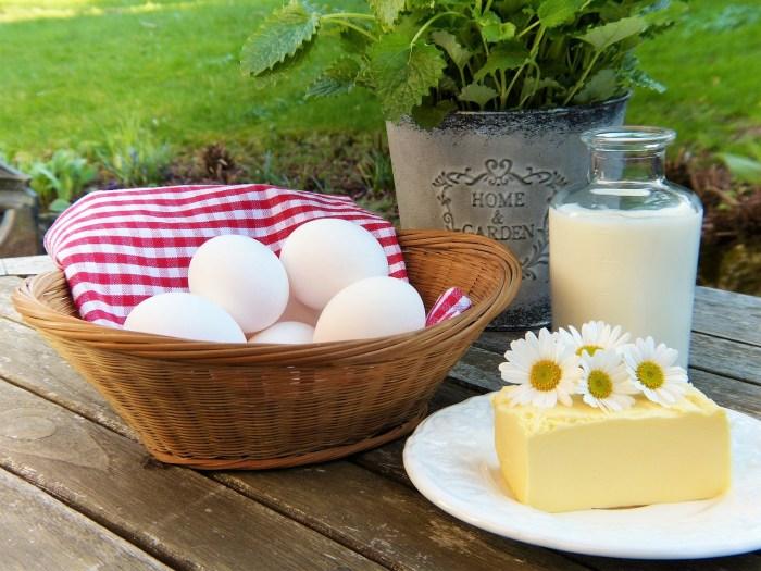 eggs bones calcium