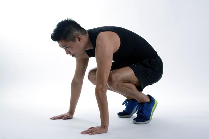 exercise boy