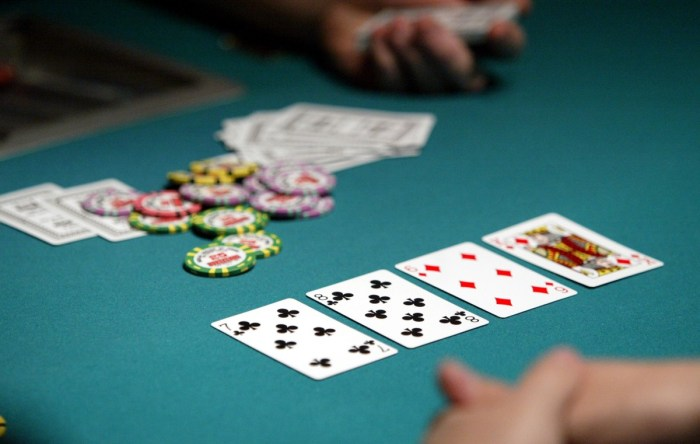 card counter poker post-flop