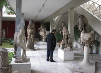 The National Museum of Archaeology, Athens
