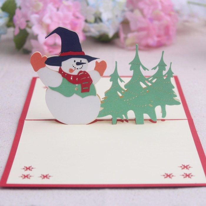 business construction Christmas greeting cards