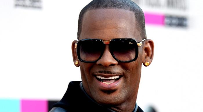 R. Kelly pictured at The Grammys | Grammy.com