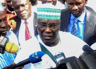 Atiku Abubakar, Muhammadu Buhari, Livy Uzoukwu