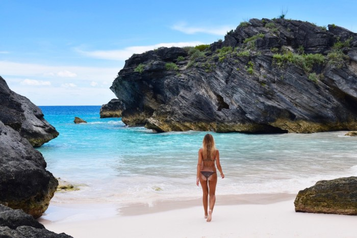 Bermuda travel destination