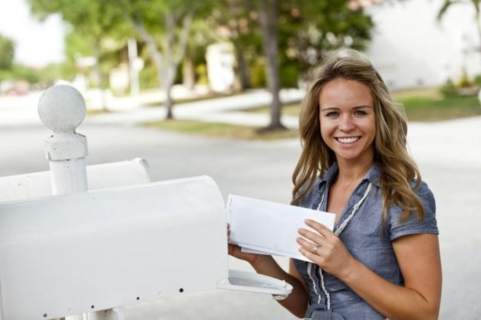 letterbox distribution