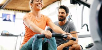 personal trainer fitness exercise gym workout
