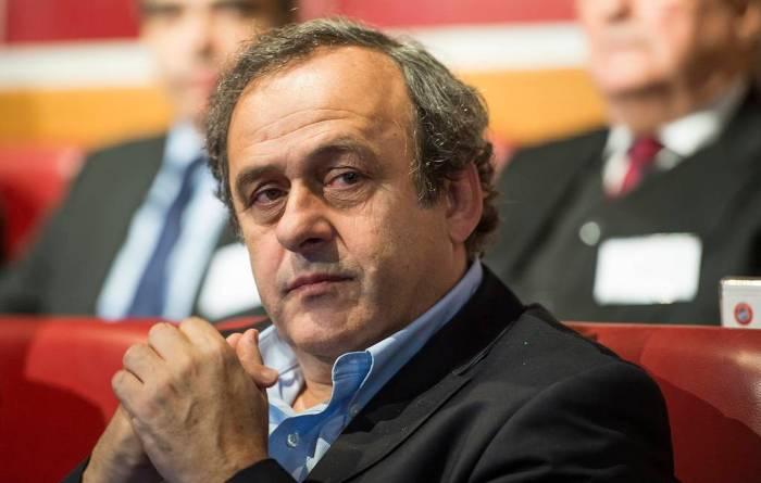 Michel Platini , William Bourdon