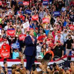 Donald Trump, Joe Biden, David Meloney