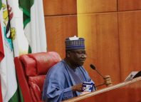 Ahmed Lawan, President of the Nigerian Senate