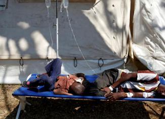Abubakar Mohammed, Cholera,