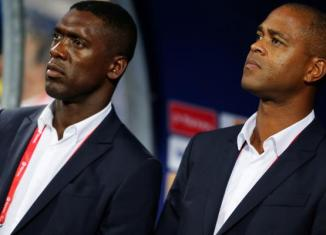 Clarence Seedorf, Patrick Kluivert