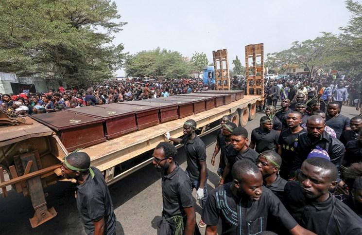 Nigeria Benue Fulani Herdsmen