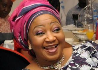 Funke Olakunrin, daughter of Reuben Fasoranti, a leader of Afenifere,