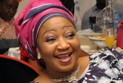 Funke Olakunrin, daughter of Reuben Fasoranti, a leader of Afenifere,