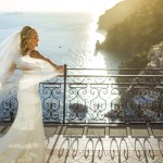 wedding couple love honeymoon hotel resort beach destination wedding gown
