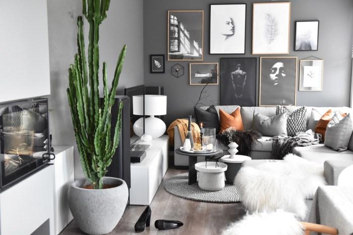 grey home furniture