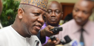 Abdulaziz Yari, the immediate past governor of Zamfara