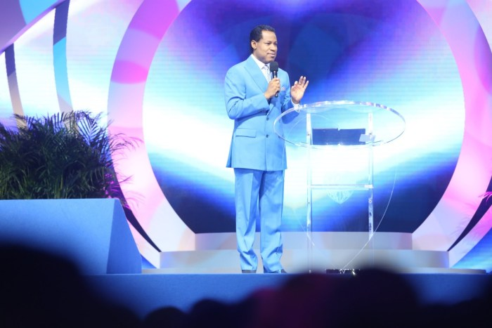 Pastor Chris Oyakhilome welcomes all to the World Evangelism Conference 2019