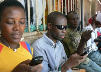 There are now more than 100 million active users of social media accounts on the African continent