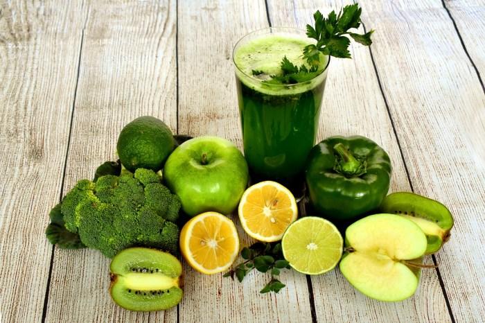 antidioxides vegetables