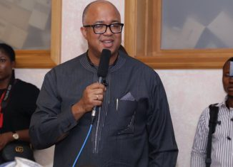 Head of Nigeria Centre for Disease Control , Dr. Chikwe Ihekweazu Yellow fever