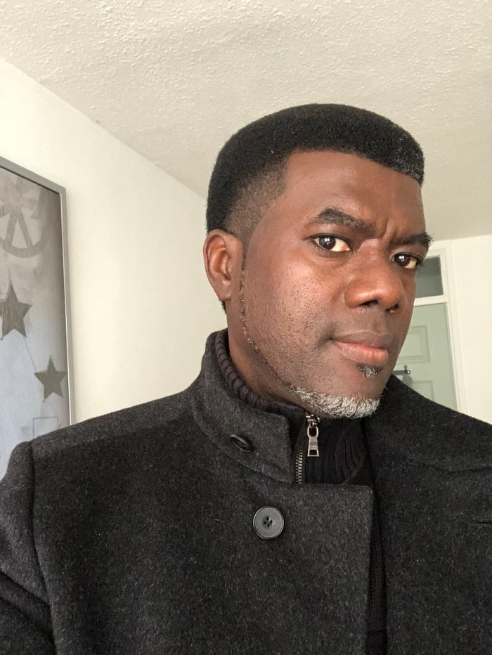 Socia media influencer and political activist, Reno Omokri
