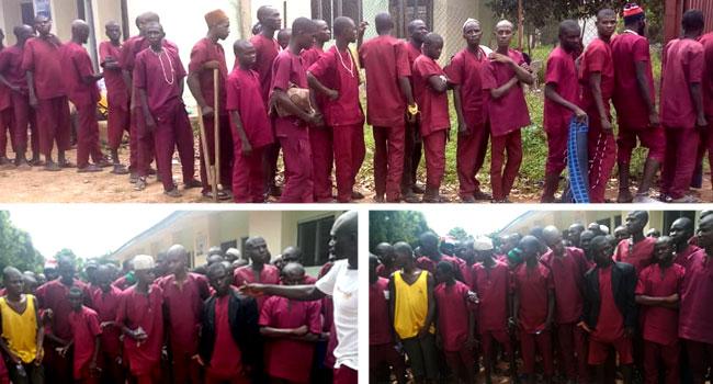 Kaduna torture centre discovered in Kaduna