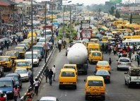 Otedola Bridge LASTMA Lagos Traffic Lagos Road