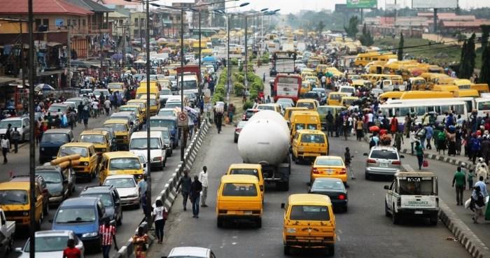Otedola Bridge LASTMA Lagos Traffic Lagos Road