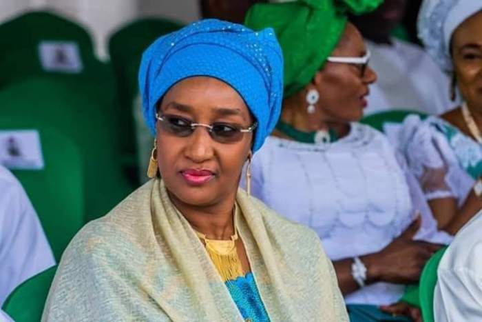 Sadiya Umar Farouq is the current minister of humanitarian affairs, disaster management and social development