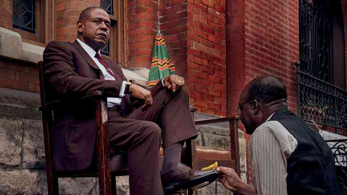 Forest Whitaker stars in the new hit series 'Godfather of Harlem'