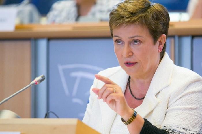 IMF Managing Director, Kristalina Georgieva