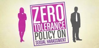Boniface Igheneghu, sexual harassment poster