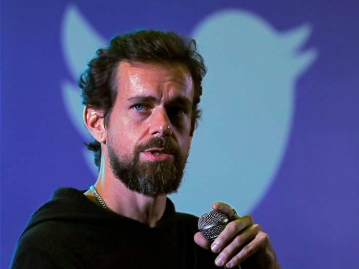 Jack Dorsey, co-founder and CEO of Twitter