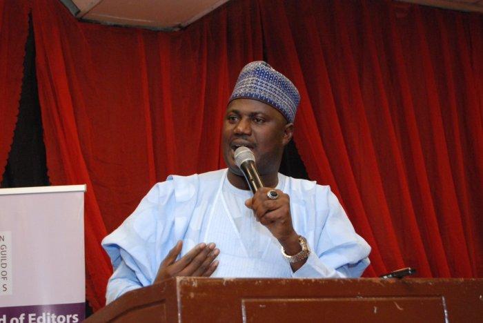 Senator Aliyu Sabi Abdullahi, representing Niger North on the platform of the All Progressives Congress sponsored a