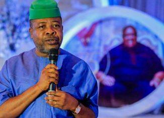 Governor Emeka Ihedioha of Imo State